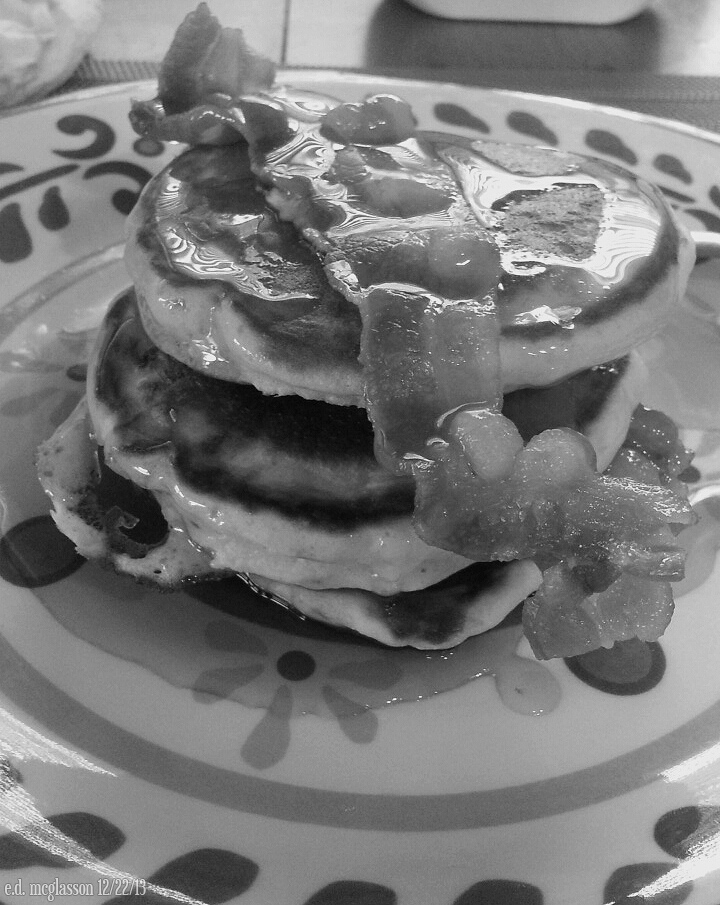 "Today's 365 ""Pancake Sunday"""