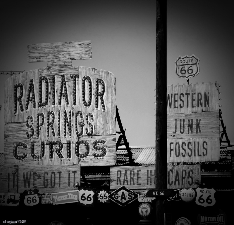 raditator springs